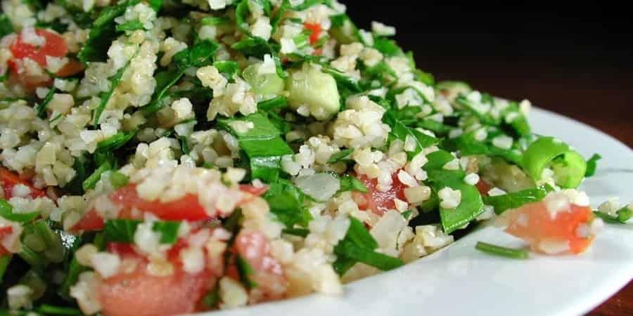 Σαλάτα λιβανέζικη