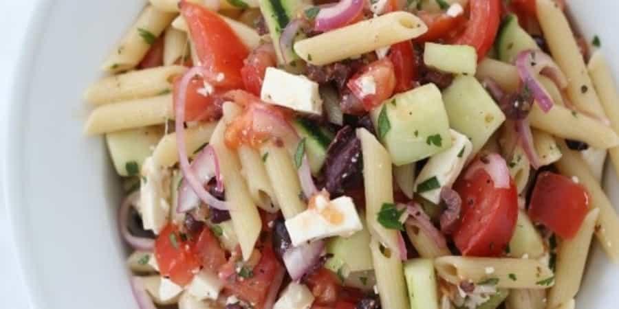 Σαλάτα με πένες