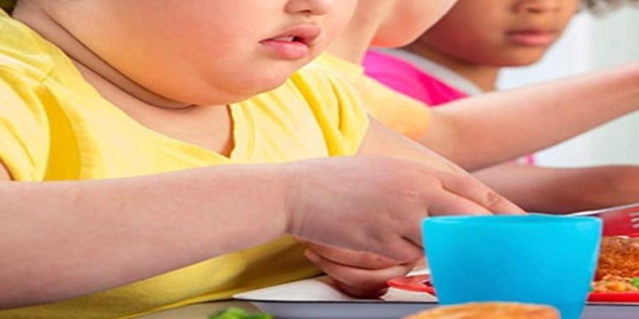 αύξηση παιδικής παχυσαρκίας