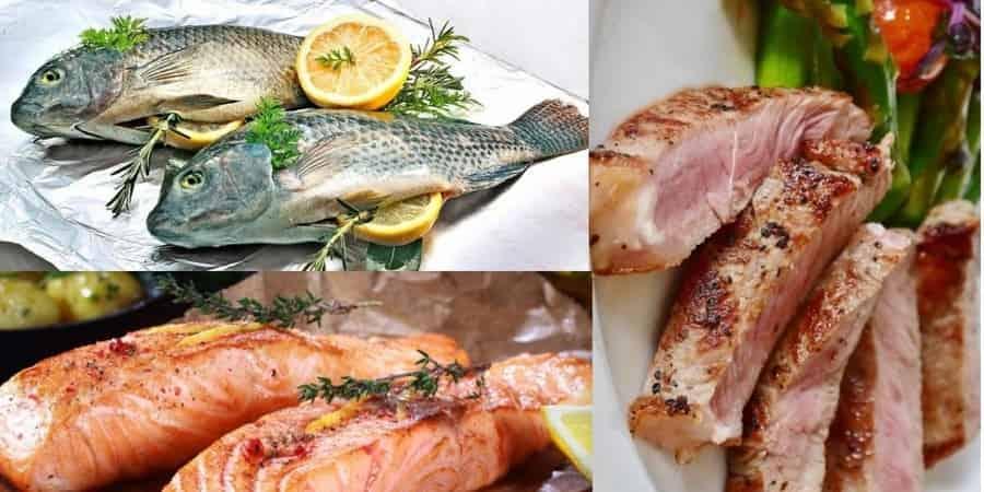 κρέας ή ψάρι θα φάμε σήμερα
