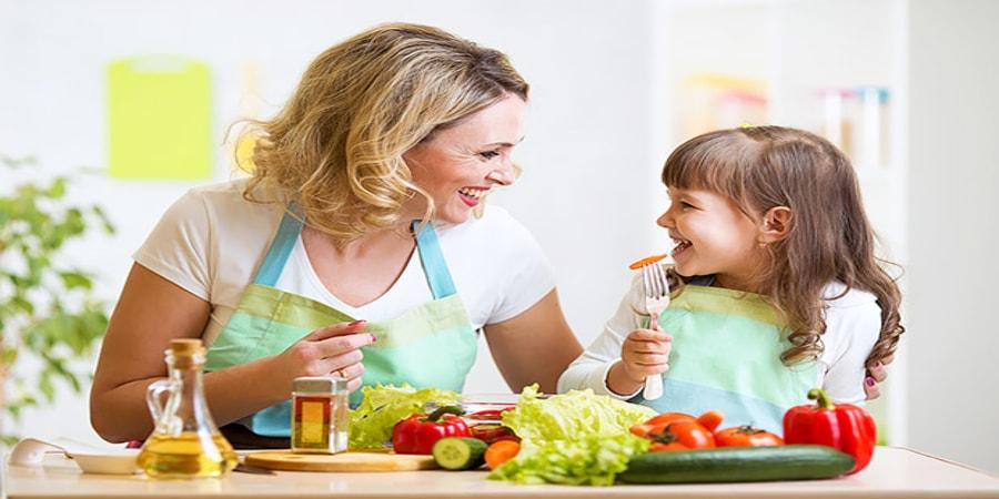 Χορτοφαγία στην παιδική ηλικία