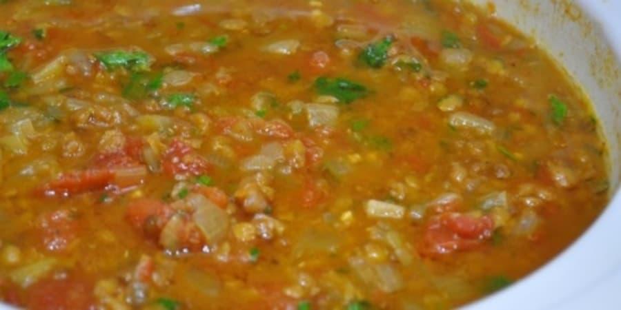 φακής σούπα