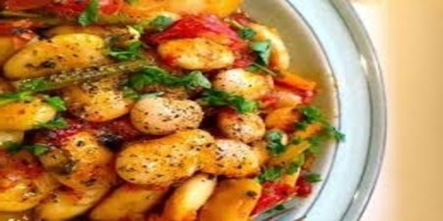 γίγαντες με λαχανικά