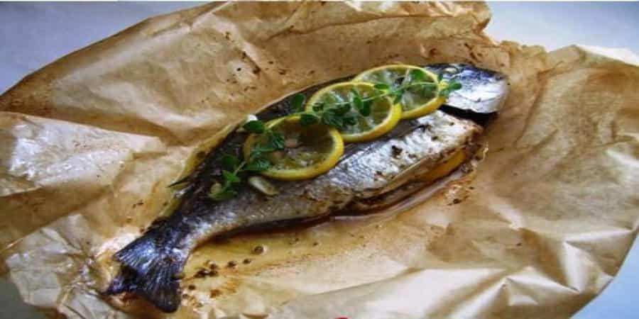 Ψάρι στη λαδόκολα