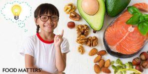 διατροφή και μαθησιακές ικανότητες