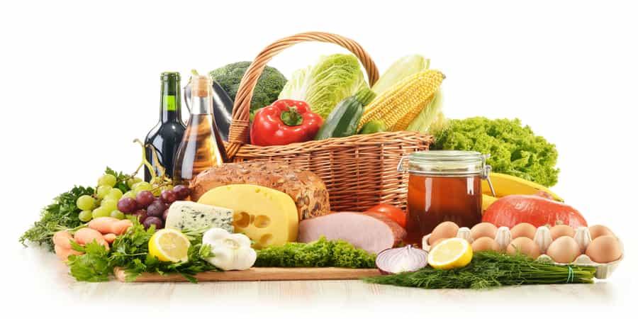 Σύσταση τροφίμων