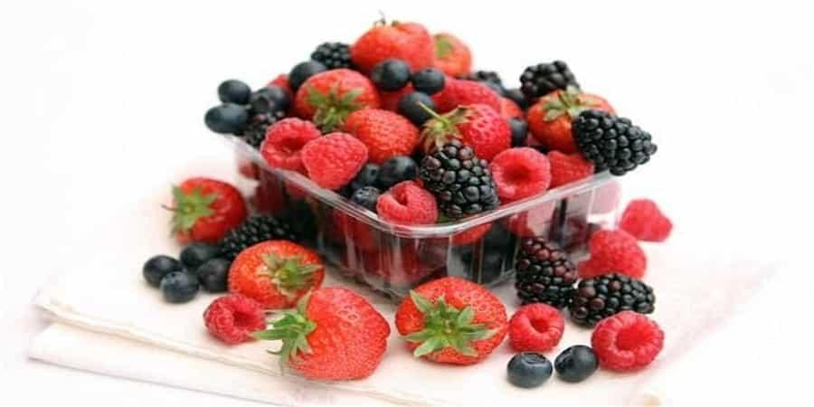 Berries, moura