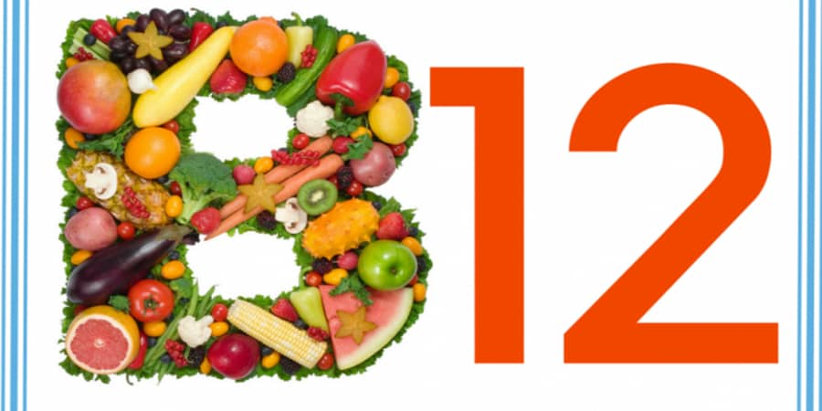 Συμπτωματα έλλειψης βιταμίνης β12