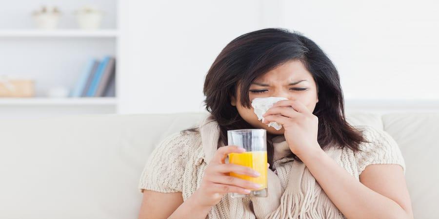 Βιταμίνη C και κρυολόγημα